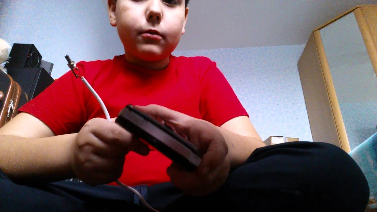 PSP батарея 3000 mA/h - YouTube