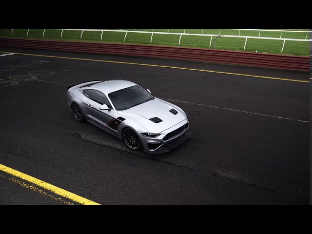 Mustang Motorsport Roush RS3 | 4K