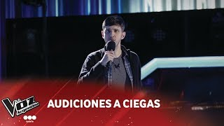 "Lucas Belbruno - ""Zamba para olvidar"" - Daniel Toro - Audici..."