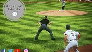MLB The Show 17 I got called up Noriega #6