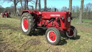 Oude tractoren club Albergen & omstreken,  maart 2019.