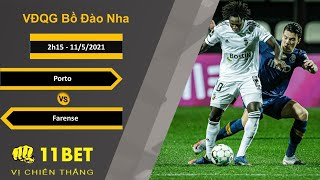 Порту Фаренсе 5 1 Обзор Матча Чемпионата Португалии 10 05 2021 HD