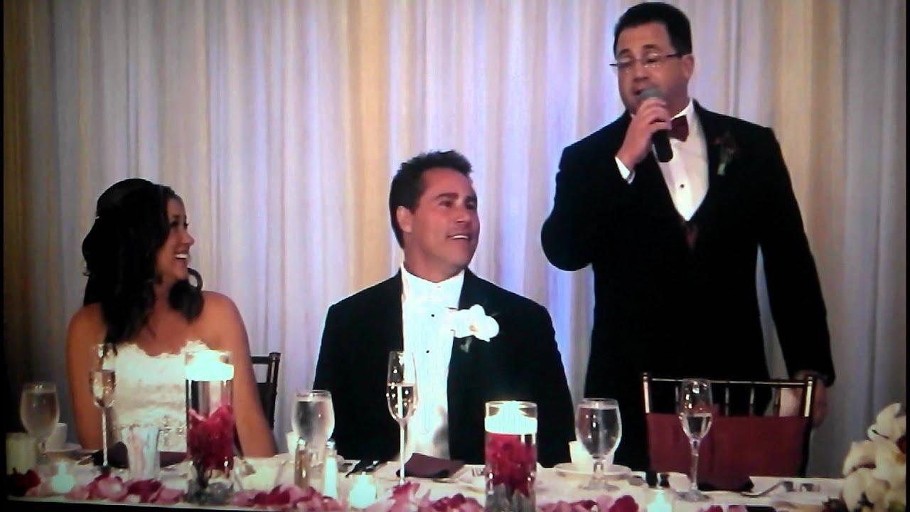 Teds Best Man Speech At Guerin Wedding
