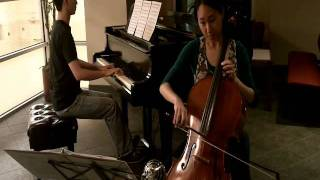 River Flows in You (cello and piano)