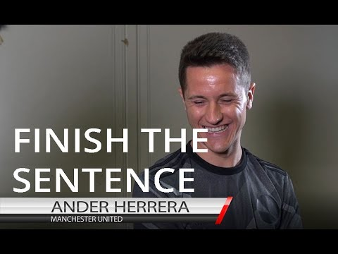 Ander Herrera Baits Player With Deadest Trainers At Manchester United!!