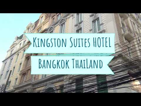 Kingston Suites Hotel Bangkok Thailand