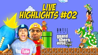 [HILARIOUS!] WE HAD TOO MUCH FUN! [LIVE STREAM HIGHLIGHTS] [#02]