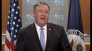 YOU will NOT believe what Mike Pompeo just REVEALED at Press Conference