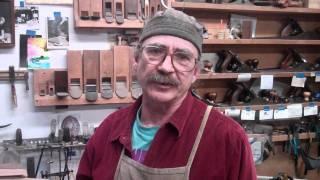 John Burt Teaches Woodworking -Kiri Wood
