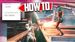 How to Make Money With Fortnite