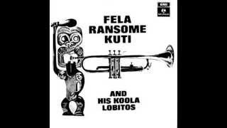 fela ransome kuti and his koola lobitos ololufe