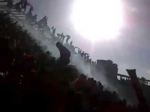 wlad hamra fé oran (coupe d'algerie2013)