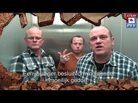 Verkiezingen Pekela 2018: PVV