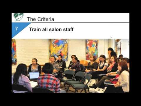 Addressing Nail Salon Worker Health and Safety Through Community Health Centers - Part 2