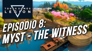 Una Isla Llena de Misterios - Myst y The Witness en Todos Somos Legion