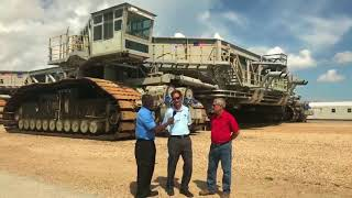 Crawler crew explains how they move the mobile launcher