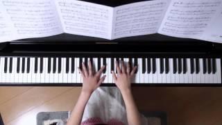 2015年11月29日 録画、 使用楽譜;ぷりんと楽譜・中級(月刊ピアノ2016...