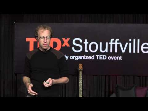 If You Want to Help Me, Prescribe Me Money: Gary Bloch at TEDxStouffville