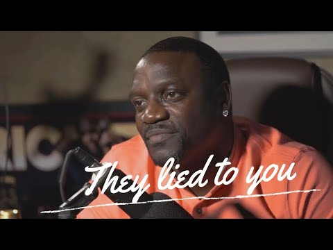 Let's go back to Africa | Akon Tells African Americans