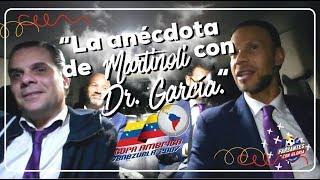 La anécdota de Martinoli con Dr. García en la Copa America de Venezuela en 2007