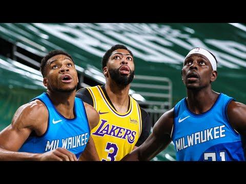 Highlights: Bucks 106 - Lakers 113 | 1.21.21