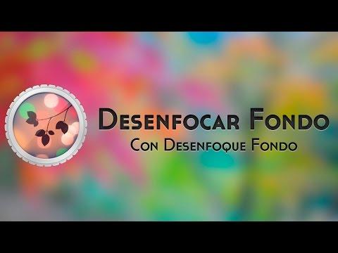 ~ Desenfocar Fondo Fotografías  ~