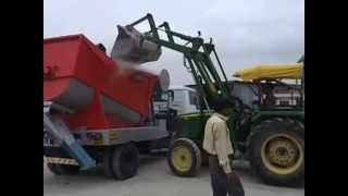 Mobile Concrete Batching Plant Cum Transit Mixer OM (Optimum mobility)