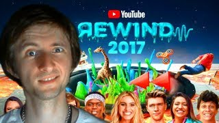 YouTube Rewind:The Shape of 2017 #YouTubeRewind|РЕАКЦИЯ
