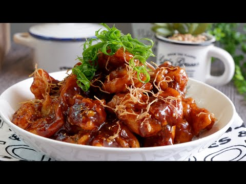 Better Than Panda Express! Crispy Ginger Soy Fish 姜酱脆鱼 Chinese Stir Fry & Sweet & Sour Recipes