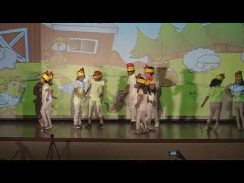 QSI dances around the world - International school of Brindisi - 2017