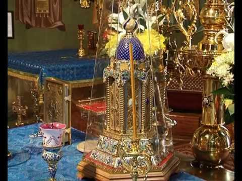 Как устроен алтарь православного храма