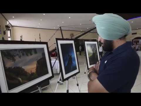 Nikon z7 Launch & Digital Art Exhibition Highlight
