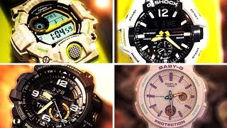 Gambar cover Casio G-Shock Love the Sea and the Earth 2019 Watch Collection