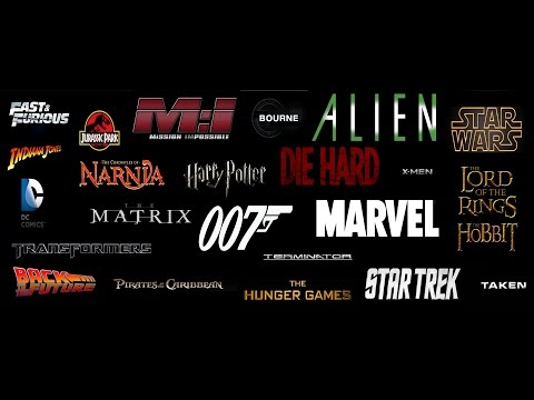 Best of Movie Franchises/Epic Compilation (Sci-Fi, Adventure, Fantasy, Action)