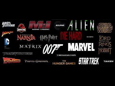 Best of Movie Franchises/Epic Compilation (Sci-Fi, Adventure, Fantasy, Action)