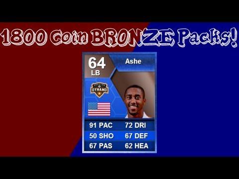 Fifa 13 1800 coin bronze pakker!