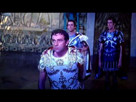 Cleopatra (1963) Throne Scene