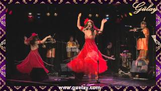 Ek Ladki - Gülay Princess & The Ensemble Aras - Indian song, live in Vienna 2010