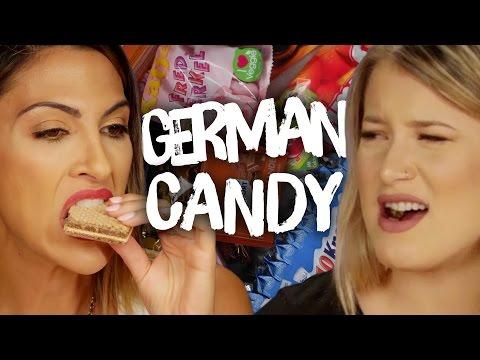 10 German Candies (Cheat Day)