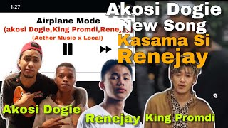 Airplane Mode By Akosi Dogie New Song with Renejay and King Promdi