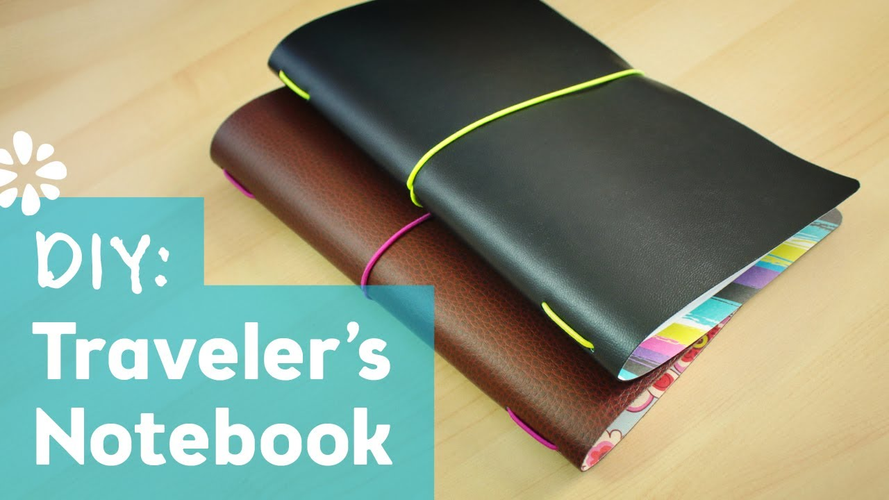 Traveler S Notebook Diy