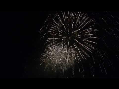 Canada day Ottawa fireworks 2017