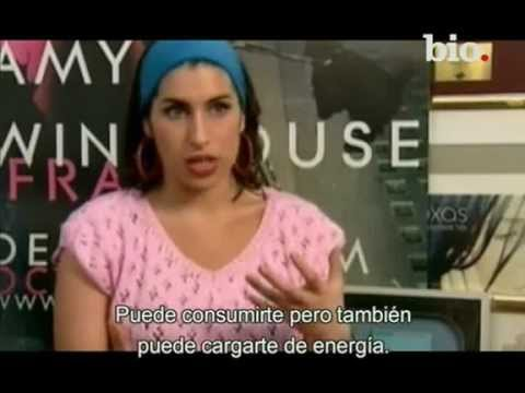 Amy Winehouse Biografia-(Documental en español)parte1de-2
