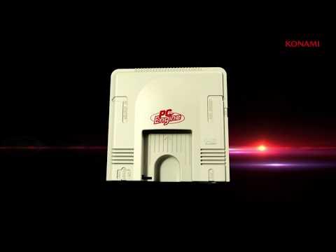 PCエンジン mini アナウンストレーラー
