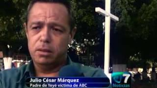 un niño fuera de serie Yeye Julio César Márquez de Guardería ABC