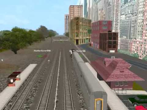 Trainz Pro Routes Conrail New Jersey Transit Route Youtube