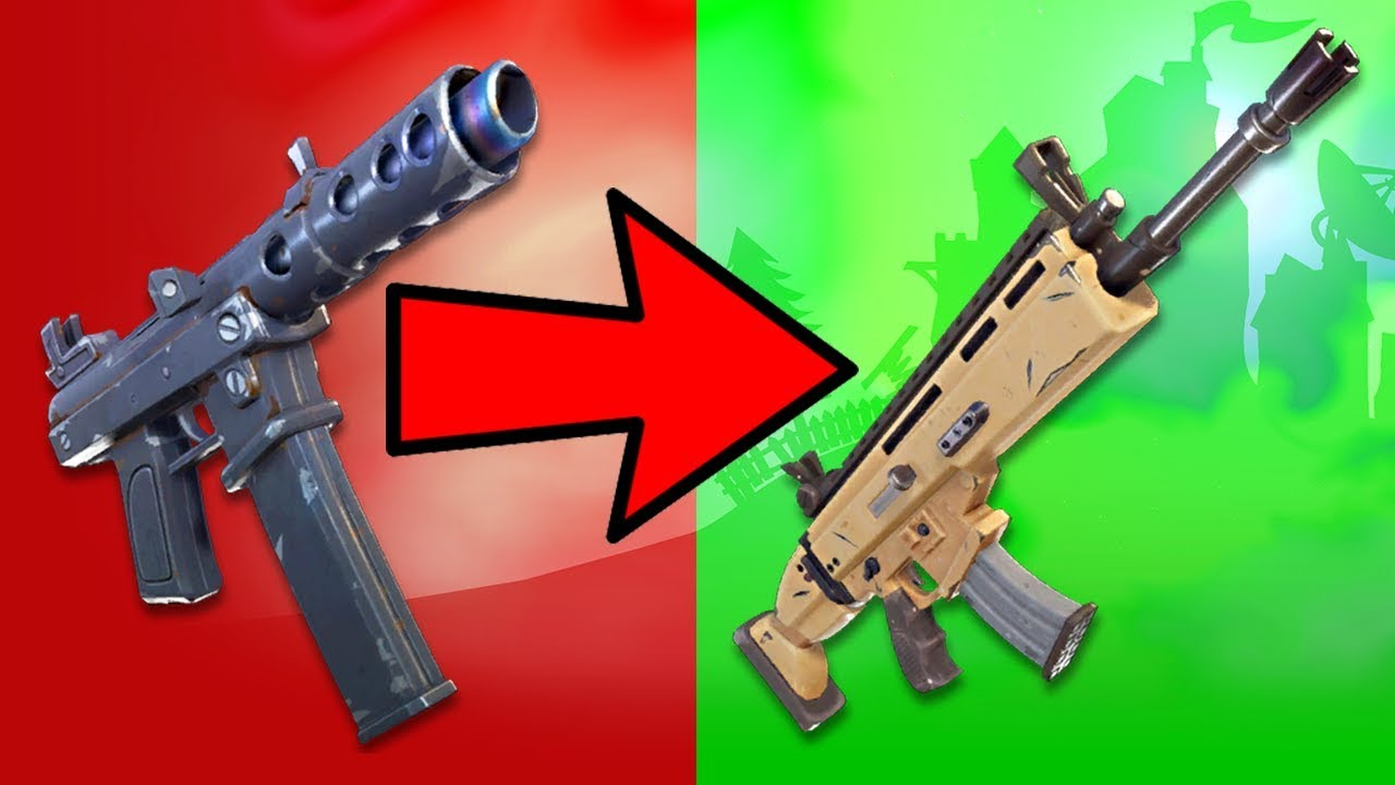 Ranking Every Gun In Fortnite From Worst To Best Youtube