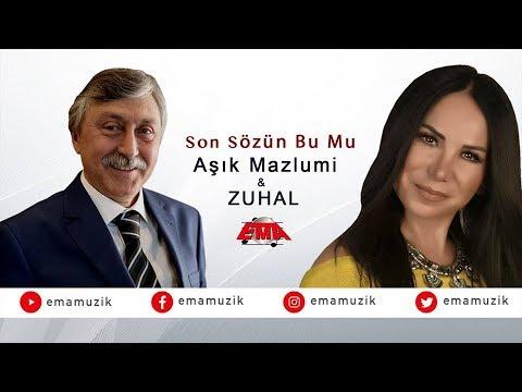 Aşık Mazlumi Ft. Zuhal Karabulut - Son Sözün Bu Mu - (Yaralı Sevdam / 2017 Official Video)