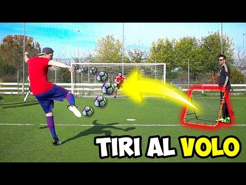 TIRO AL VOLO CHALLENGE vs ILLUMINATI CREW