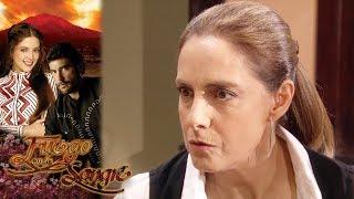 Resumen: Gabriela le ruega a Fernando matar a Juan |Fuego en la Sangre | Televisa